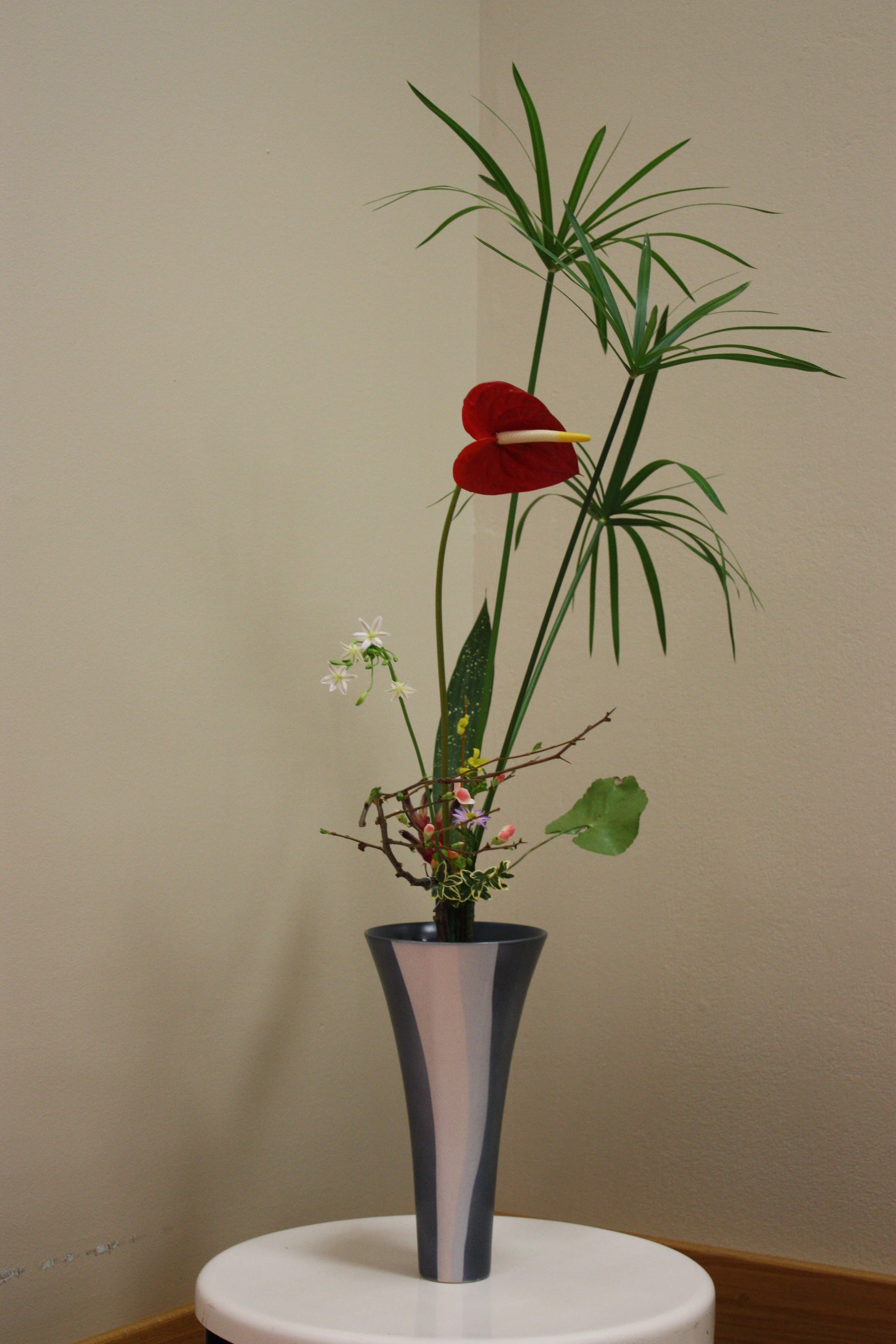 Lauren Clark Fine Art Japanese Flower Arranging with Brian Mikesell March 7